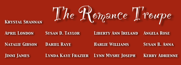 The Romance Troupe Banner