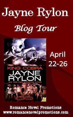 Jayne Rylon tour image