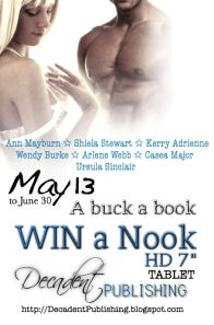 book a buck for a nook Promo One2