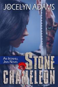 Stone Chameleon 333x500