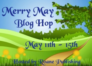 Merry May Blog Hop Button