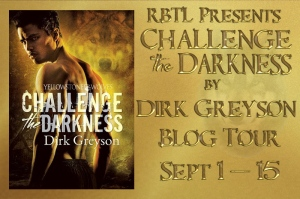 Challenge the Darkness Blog Tour Banner