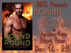 Round & Round Blog Tour Banner