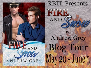 Fire and Snow Blog Tour Banner